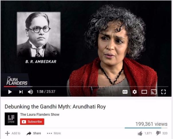 ArundhatiRoy-Gandhi-Ambedkar